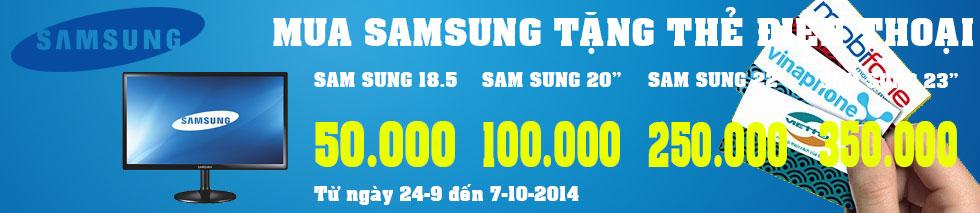 Mua Samsung Tang Voucher