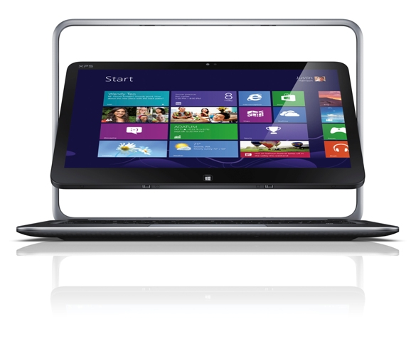 Dell XPS 12' 2013