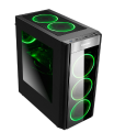 Bộ case máy tính chơi game - PCAP GAMING Performance 3 Stylist with Water Cooling