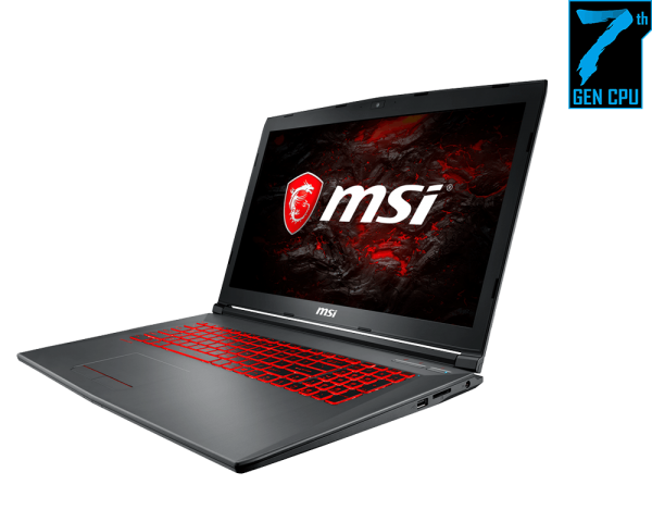 Laptop MSI GV62 7RD 1499XVN