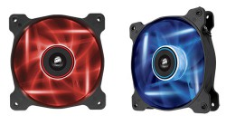 Fan case Corsair Air Series AF140 LED (White/ Blue/Red)  Quiet Edition High Airflow 140mm Fan