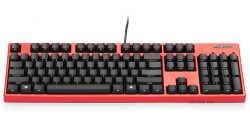 Bàn phím cơ Filco Majestouch 2 Ninja Italian Red Blue/Brown/Red Switch