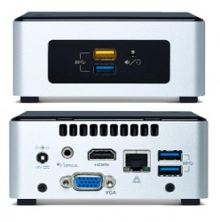 PC Intel NUC Kit NUC5PPYH