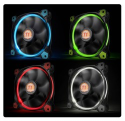 Fan case Thermaltake Riing 12 LED Blue (Red,Green,Blue/white)
