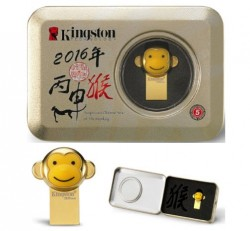 USB Kingston 32GB Monkey - Khỉ vàng 2016 DTCNY16/32GB