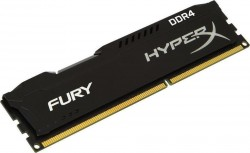 RAM Kingston HyperX Fury Black 8G DDR4 Bus 2666Mhz CL15 HX426C15FB/8