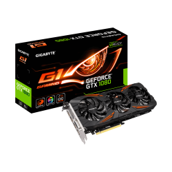VGA GIGABYTE GeForce GTX 1080 G1 Gaming (GV-N1080G1 GAMING-8GD)