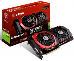 VGA MSI GeForce GTX 1080 Gaming X 8G