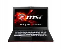 Laptop MSI GE72 6QD 665XVN