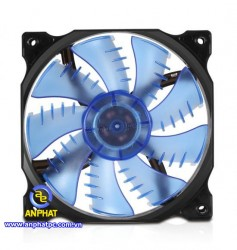 Fan Case Segotep 12CM LED blue