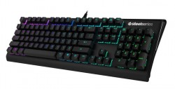 Bàn phím cơ SteelSeries Apex M650 RGB Brown switch