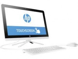 PC HP All in One 22-B016D W2U89AA - trắng