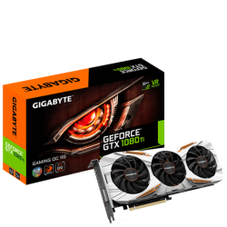 VGA GIGABYTE GeForce® GTX 1080 Ti Gaming OC 11G (N108TGAMING OC-11GD)
