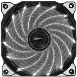 Fan Case Segotep polar wind 12cm - Fan 15 led WHITE