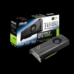 VGA ASUS GeForce GTX 1080 TI 11GB Turbo (TURBO-GTX1080TI-11G)