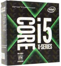 CPU Intel Core i5-7640X 4.0GHz/6MB/4 Cores 4 Threads/Socket 2066