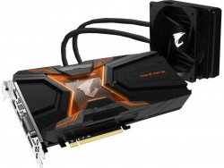 VGA Gigabyte Premium AORUS GeForce GTX 1080 Waterforce Xtreme Edition 11G