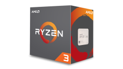 CPU AMD Ryzen 3 1300X (3.5 Upto 3.7GHz/ 8MB/ 4 cores 4 threats/ AM4)