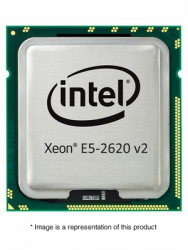 CPU Intel Xeon 6C E5-2620v2 80W 2.1GHz/1600MHz/15MB (46W9130)