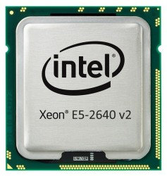 CPU Intel Xeon 8C E5-2640v2 95W 2.0GHz/1600MHz/20MB (46W4367)