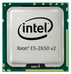 CPU Intel Xeon 8C E5-2650v2 95W 2.6GHz/1600MHz/20MB (46W4365)