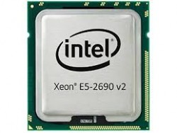 CPU Intel Xeon 10C E5-2690v2 130W 3.0GHz/1866MHz/25MB (46W4377)