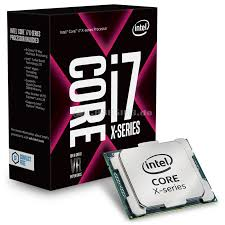 CPU Intel Core i7-7800X (3.5 Turbo 4.0GHz/8.25MB/6C12T/Socket2066)