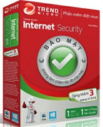 Trend Micro Titanium Internet Security 1PC - Box