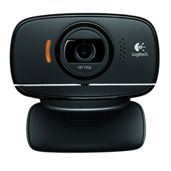 Webcam Logitech HD C510