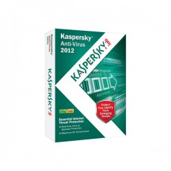 Kaspersky Antivirus 2015 - 3 User