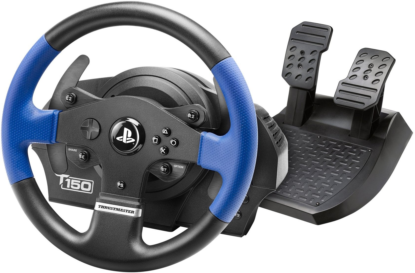 Vô lăng ThrustMaster T150 Force feedback (Support PS3/PS4/PC)