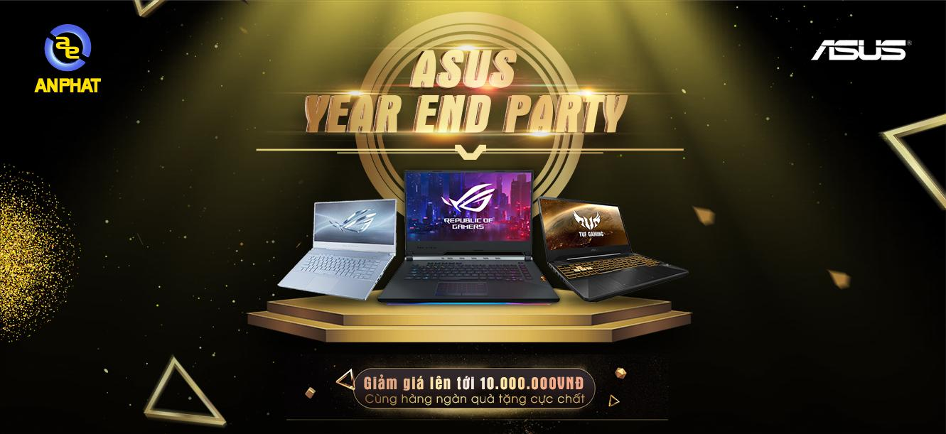 ASUS YEAR END PARTY
