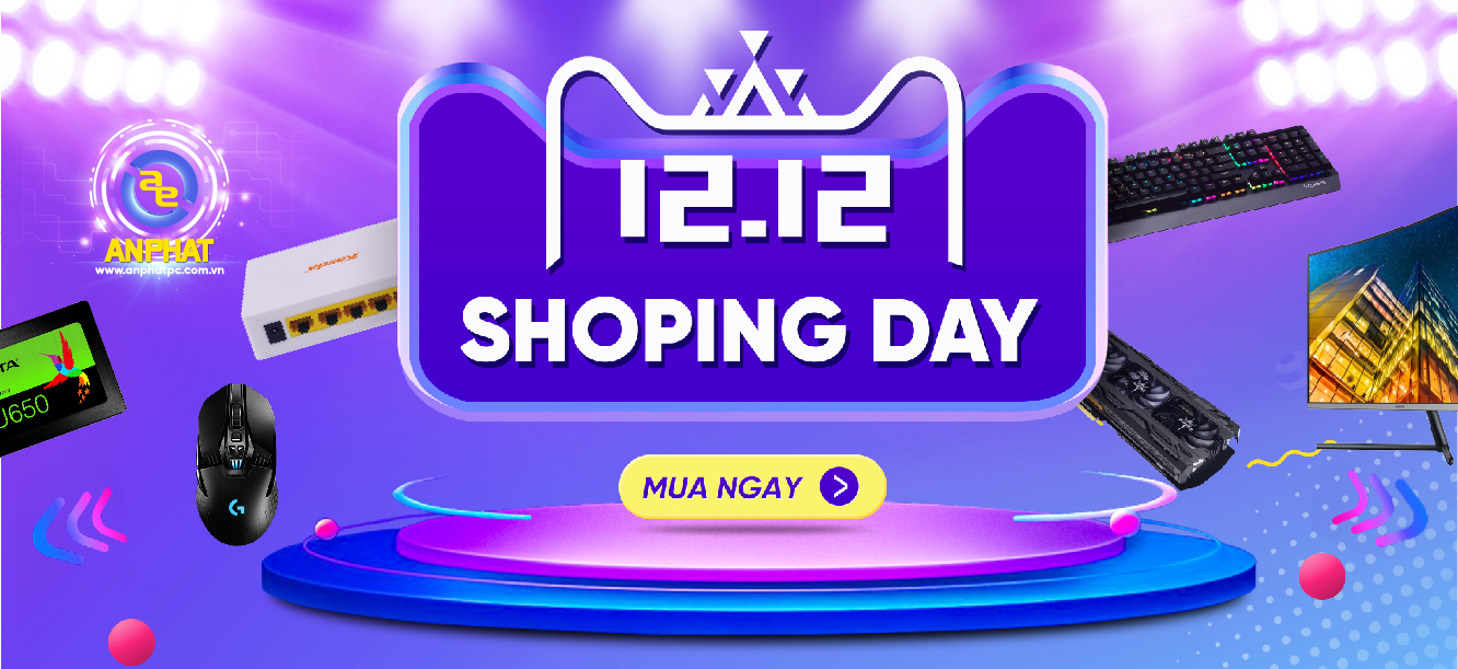 12-12 SHOPPING DAY