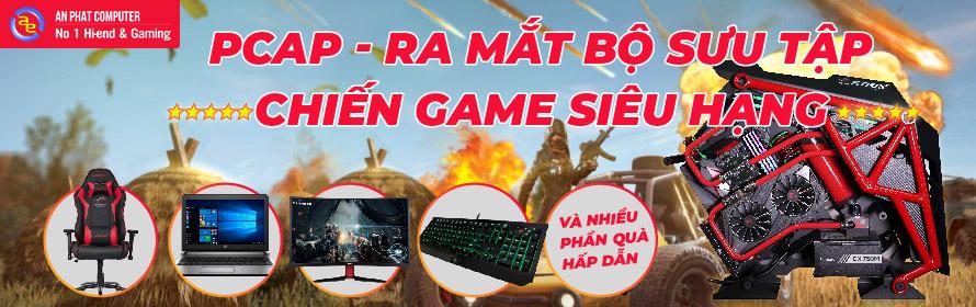 Bộ sưu tập pcap gaming mới + nhiều ưu đãi