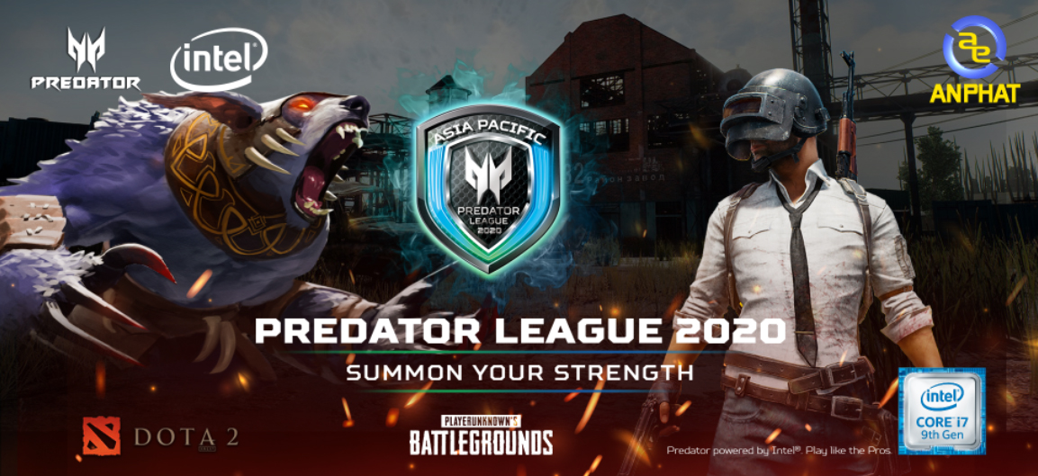 PREDATOR LEAGUE 2020