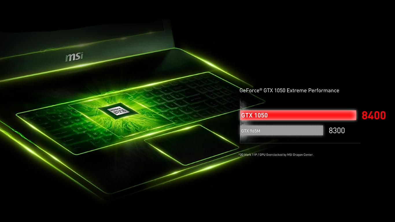 Laptop MSI GV62 7RD 1882XVN
