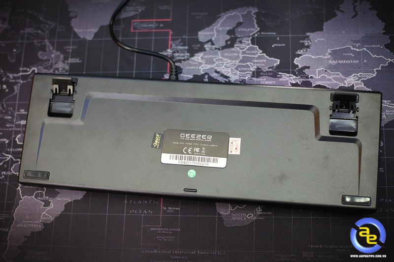 Geezer GS4 RGB