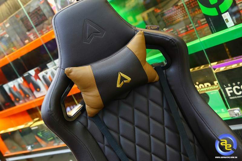 form ghế Alpha Gamer Polaris