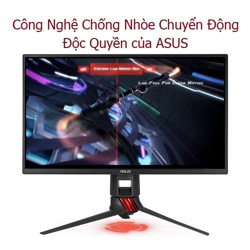 Màn Hình Gaming ASUS ROG Strix XG258Q 240Hz 1ms G-SYNC Compatible, Adaptive-Sync Full HD Aura