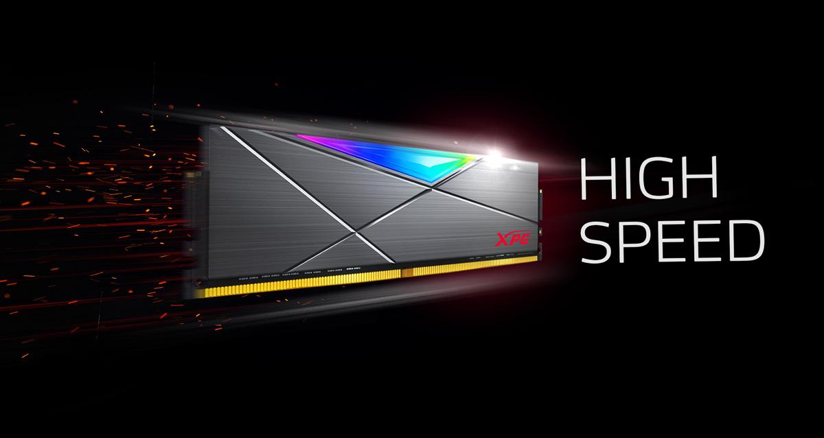 Ram ADATA XPG SPECTRIX D50 16GB (1x16GB) DDR4 3200MHz White