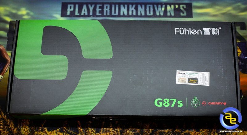 hộp Fuhlen G87s