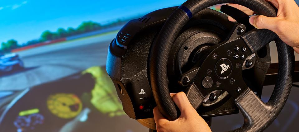 Đập hộp vô lăng gaming ThrustMaster T300 RS: Đẳng cấp lái xe siêu thực - Ảnh 14.