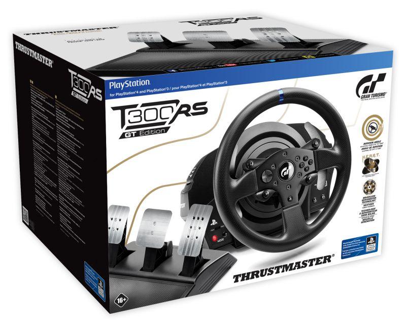 Đập hộp vô lăng gaming ThrustMaster T300 RS: Đẳng cấp lái xe siêu thực - Ảnh 1.