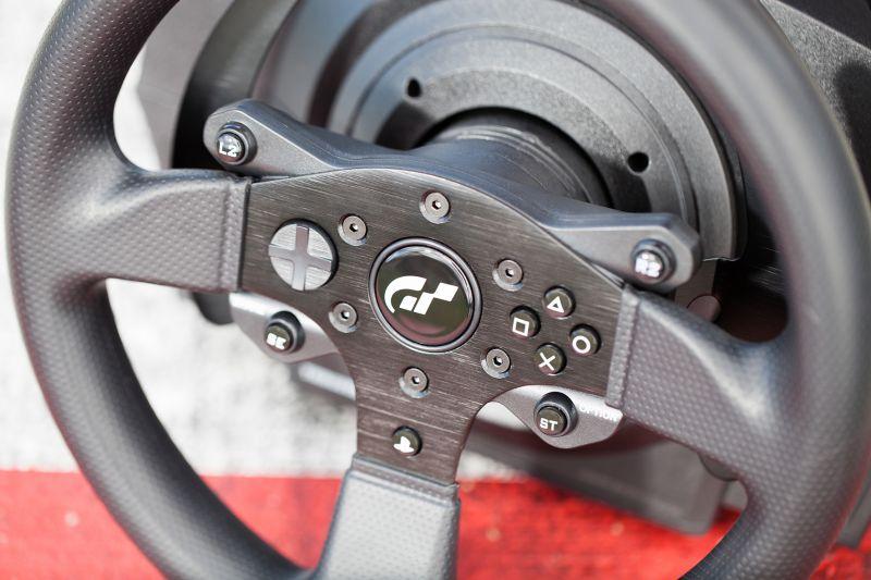 Đập hộp vô lăng gaming ThrustMaster T300 RS: Đẳng cấp lái xe siêu thực - Ảnh 10.