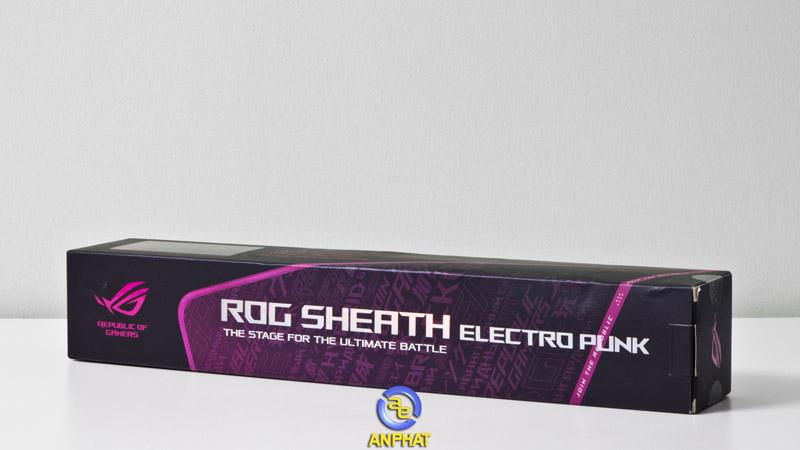 Asus ROG Strix Sheath Electro Punk XXL Gaming Mousepad – ANPHATPC.COM.VN