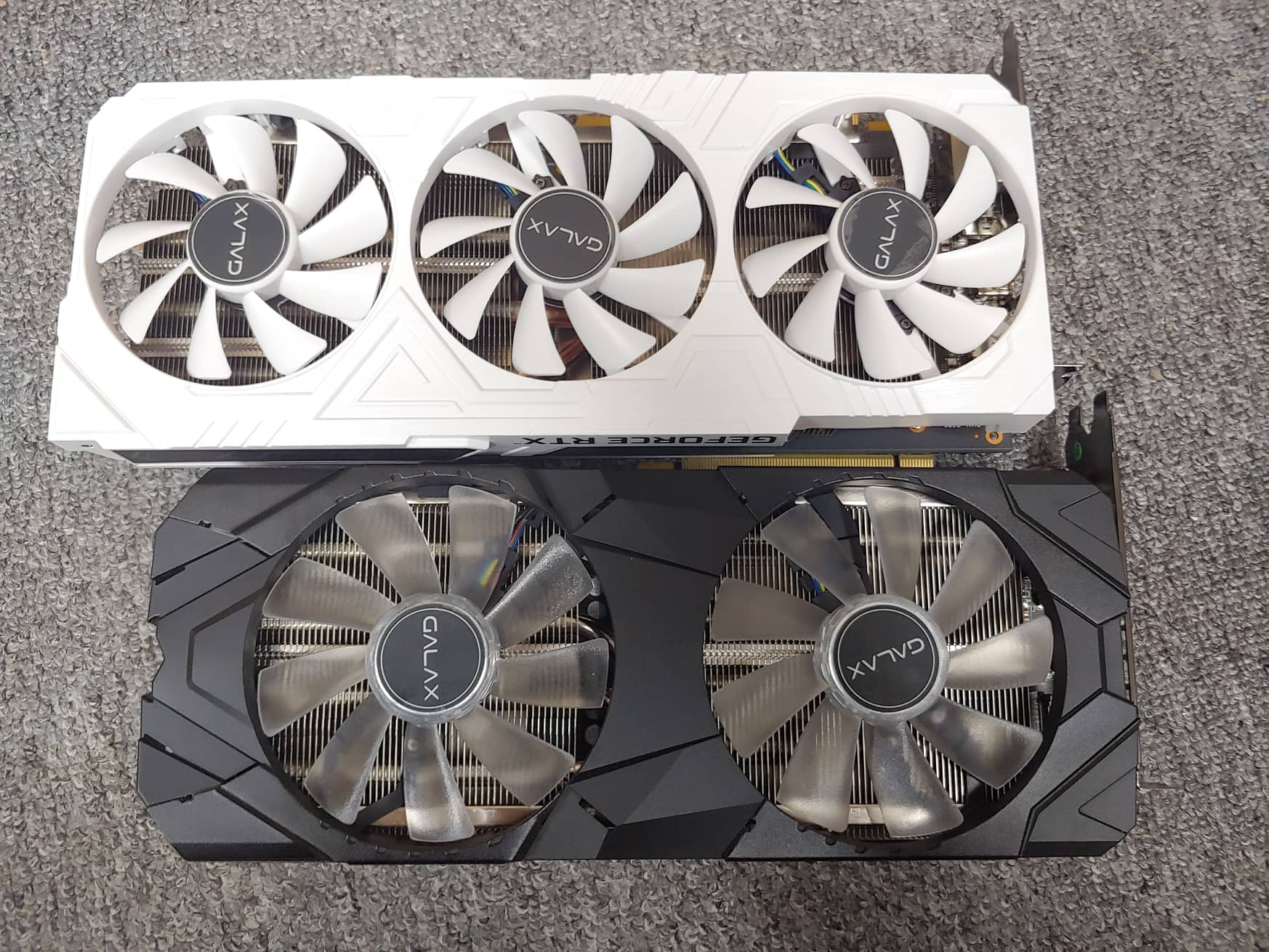 REVIEW GALAX RTX 2070 EX 1 CLICK SERIES