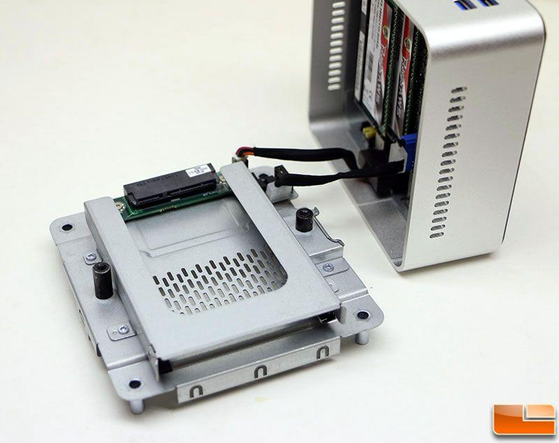 PC Intel NUC BOXD54250WYKH