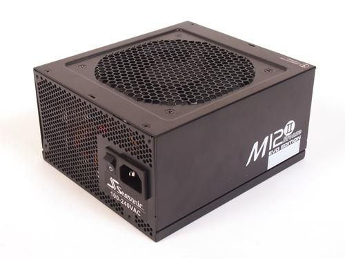 Nguồn máy tính Seasonic M12II 850 Evo Active PFC - 80Plus Bronze