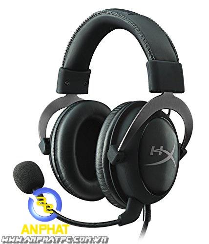 ---Địa chỉ: 49 Thái Hà - Đống Đa - Hà Nội-LH:0942.599.586---Tai nghe Kingston HyperX Cloud II Gaming Headset for PC & PS4 - Gun Metal