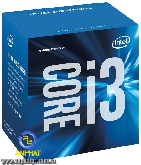 CPU Intel Core i3 6100 3.7 GHz / 3MB / HD 530 Graphics / Socket 1151 (Skylake)